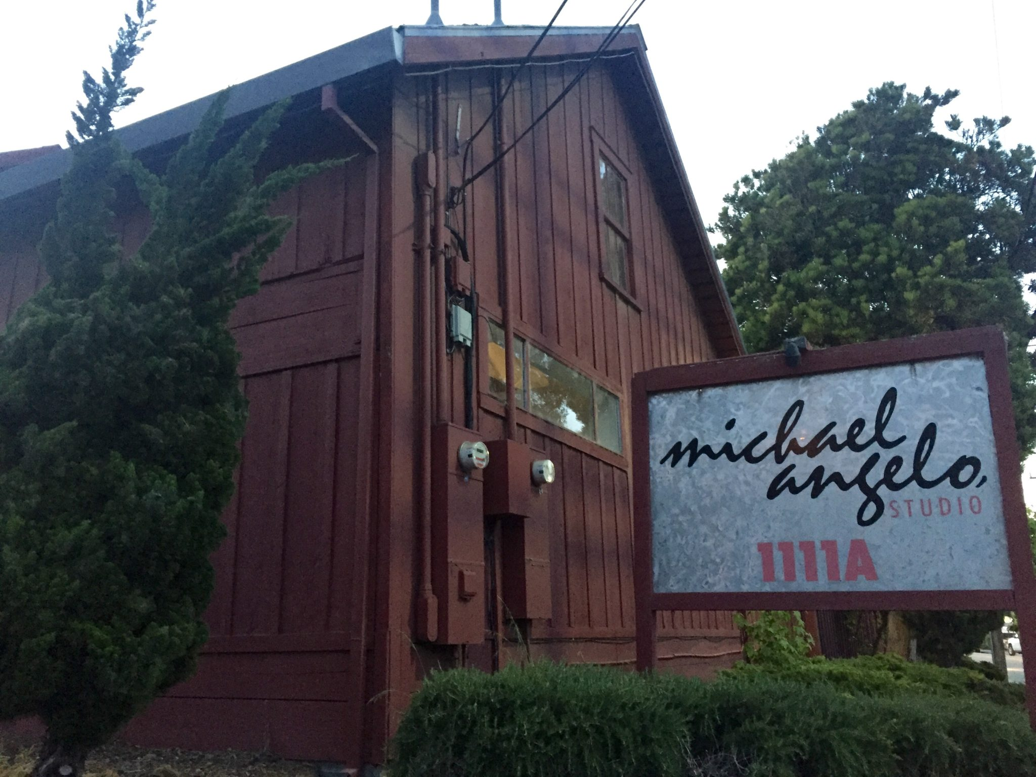 The Michaelangelo Gallery and Art Studios