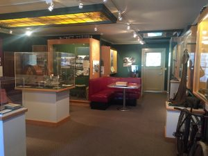 Photographs and artifacts tell the history of Capitola.