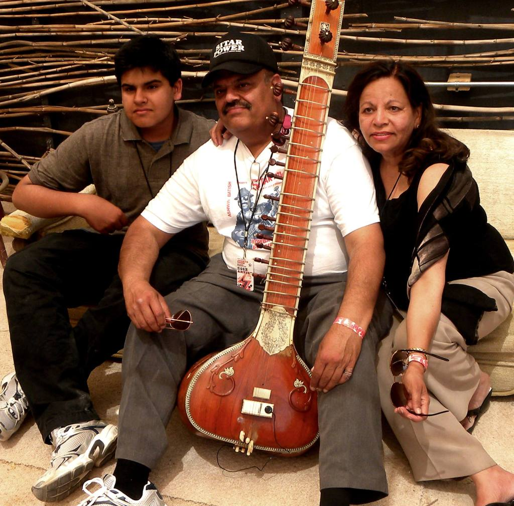 Ashwin Batish Family