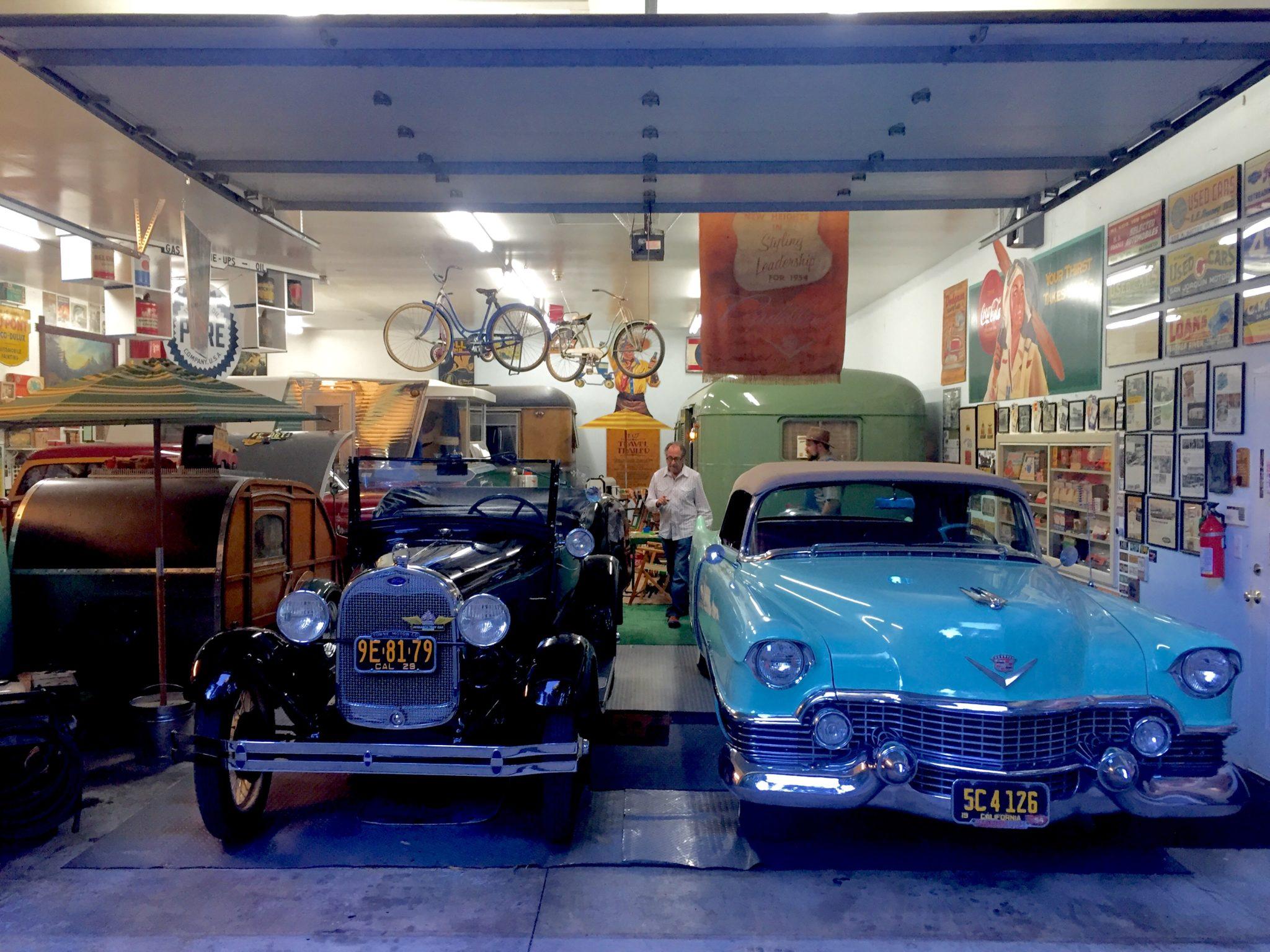 Steven Katkowsky\'s Vintage Trailer Museum | Local Santa Cruz