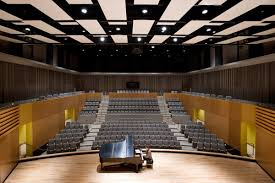 The Cabrillo College Samper Recital Hall