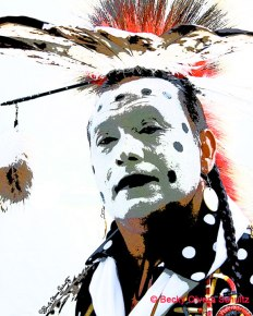 Powwow Dancer, Crow