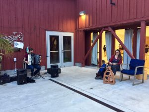 Accordion playing, spinning wool, and dance classes are proof that all forms of art abounds at the Tannery Arts Center.