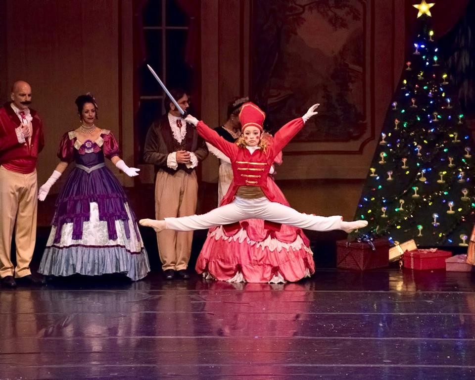 Santa Cruz Ballet Theatre's The Nutcracker.