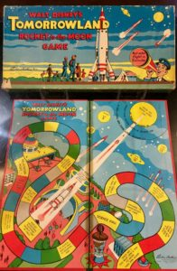 Tomorrowland Rocket to the Moon Game