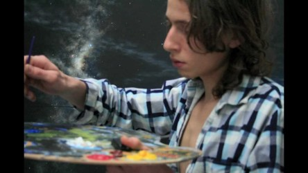 Video: Interconnected Paintings Time Lapse, Thijme Termaat