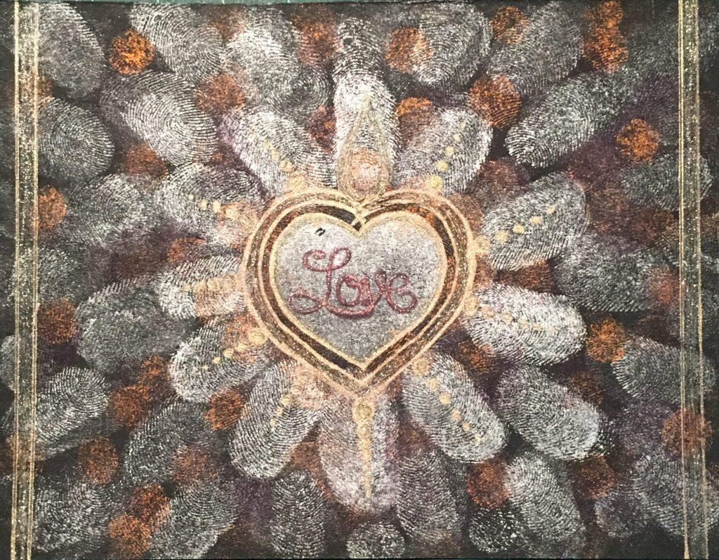 """Lisa Marie Mariel - """"Fingerprints on My Heart"""""""