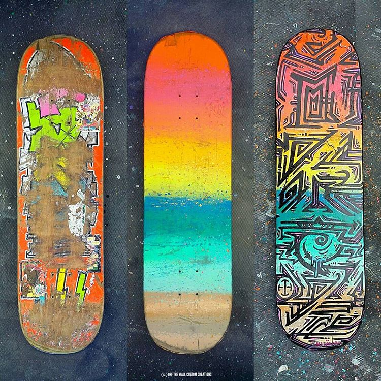 Tommy of Rawthentic Artwork - Board Transformation Tues