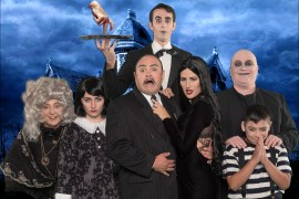 Cabrillo Stage Presents The Addams Family