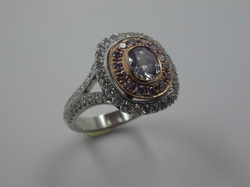 Handmade Handmade ring by Mark Areais Jewelersrings by Mark Areais Jewelers