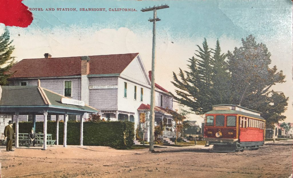 Seabright Hotel and Station