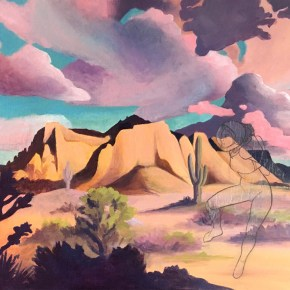 Ciara Barsotti - The Superstition Mountains