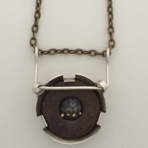 Shelon Bennett - Found object necklace