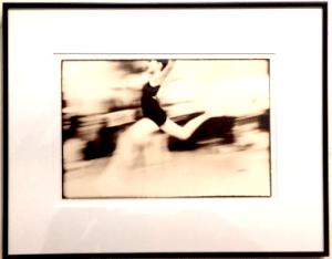 Young Dancer in Motion #2 - Santa Cruz Ballet, by Joe Ravetz