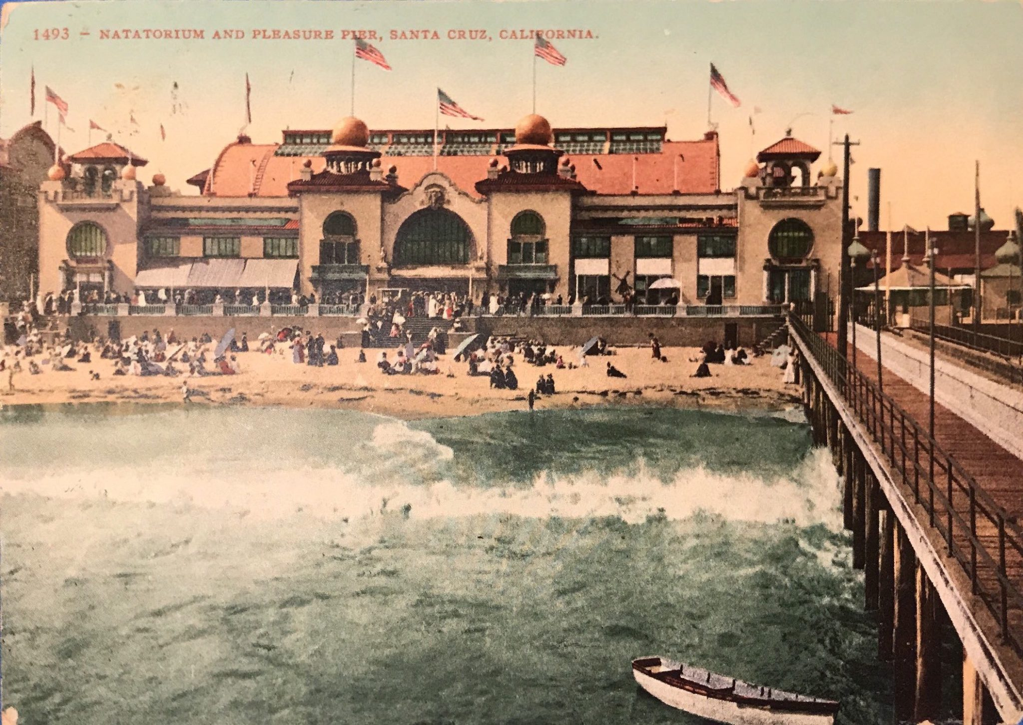 Natatorium and Pleasure Pier