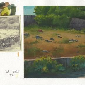 Ian Wing - Moss Landing Cat