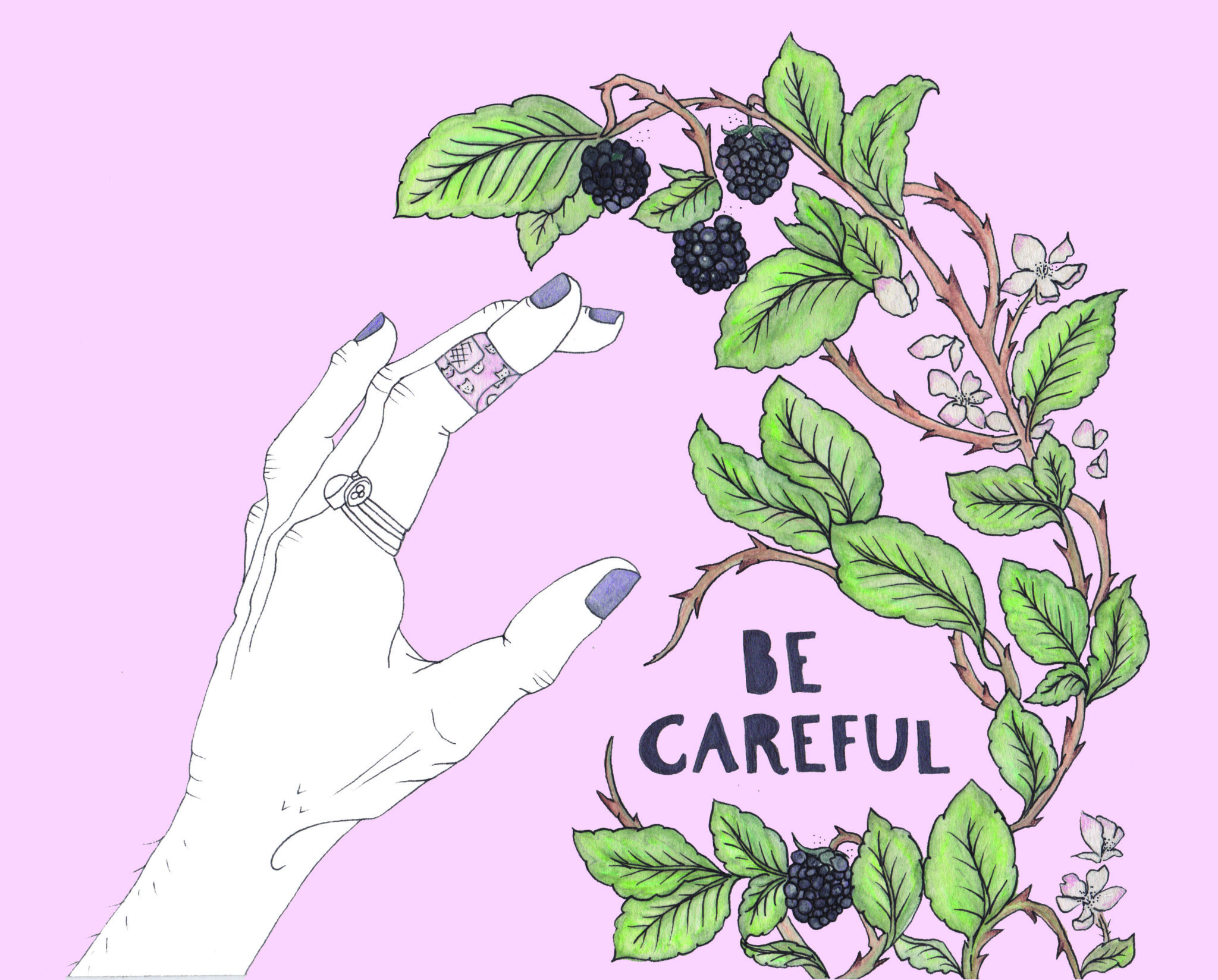 Haley Brown - Be Careful