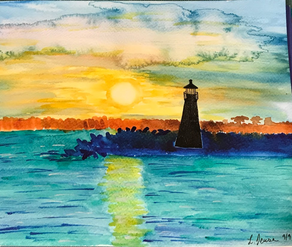 Leanna Jensen - Walton Lighthouse