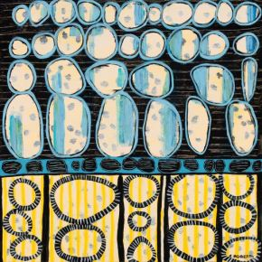 Cher Roberts - Blue Bubbles
