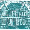 Robin Blake - The Mansion (Blue)