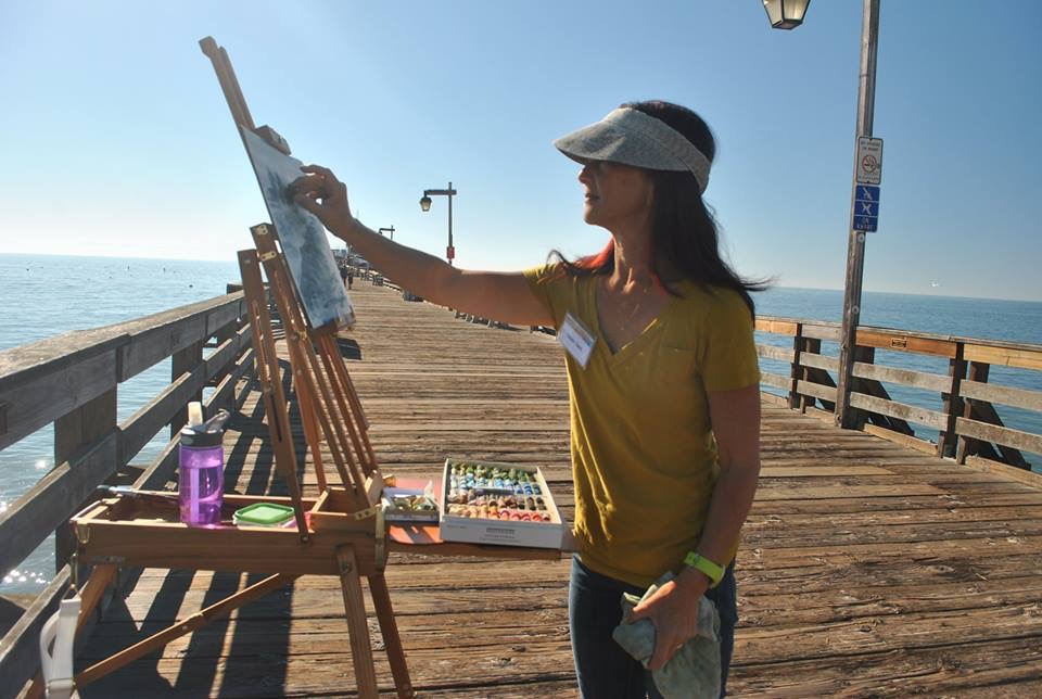 CAPITOLA PLEIN AIR 2017 | Local Santa Cruz
