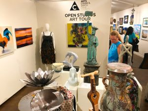 Open Studios Art Tour 2017
