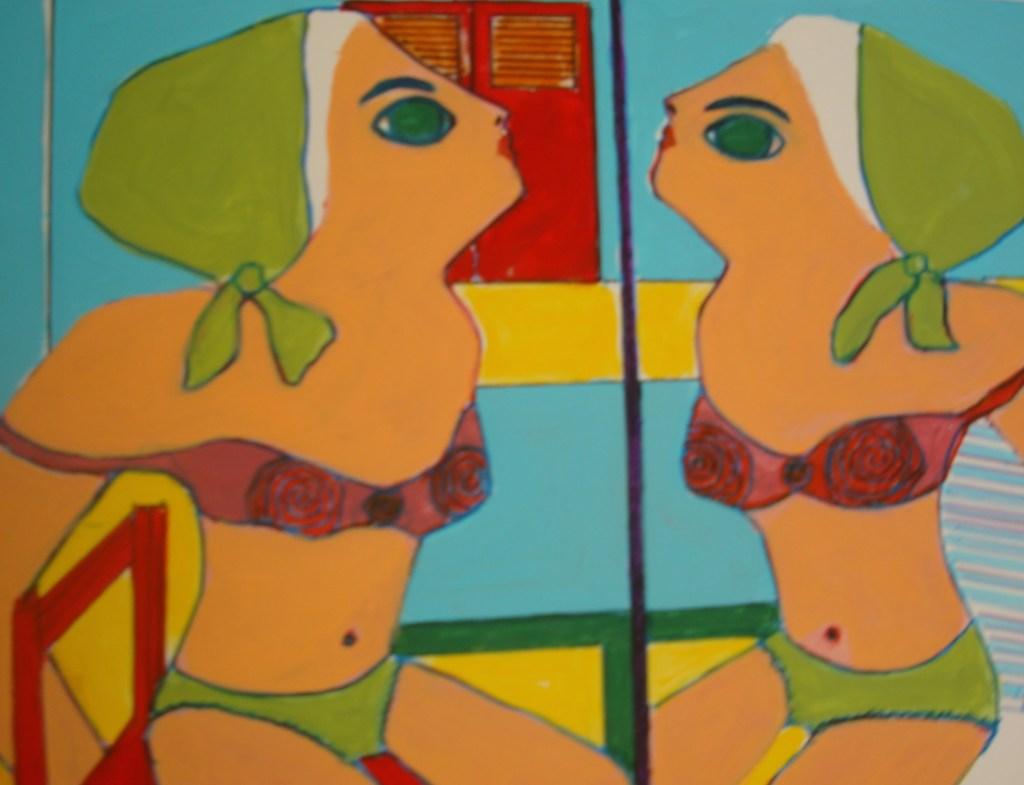 Kathy Cheer - Mirror, Mirror