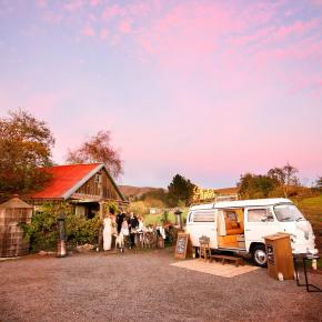 Interview with The Booth Bus : Northern California's Vintage Volkswagen Photo Booth