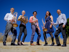 Spotlight on Brass Over Bridges : Santa Cruz Symphony Recital