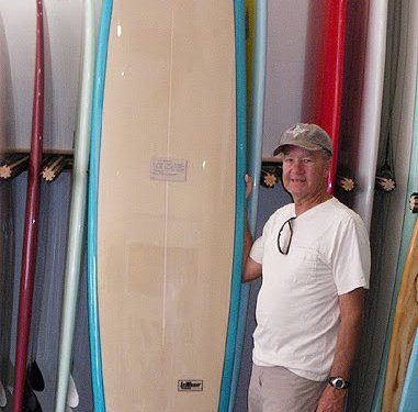 Channin Surfboards