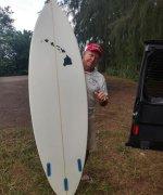 Kimo Greene Surfboards
