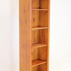 5 layer shelf bookcase