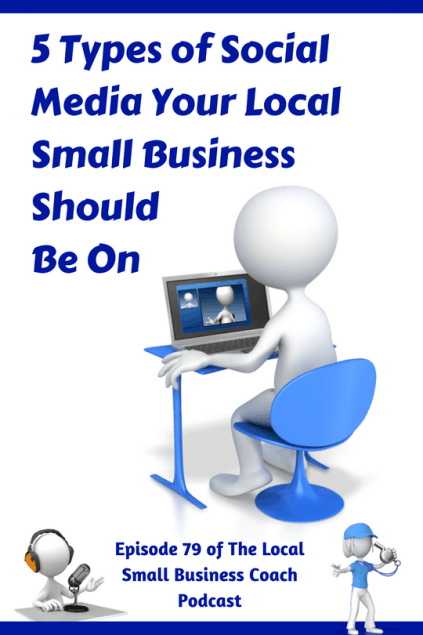 Should Your Local Small Business Be on Facebook, Instagram, Twitter, Pinterest or Snapchat?