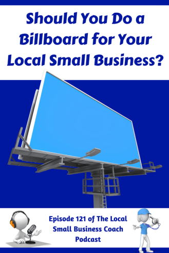 Should You Do a Billboard for Your Local Small Business