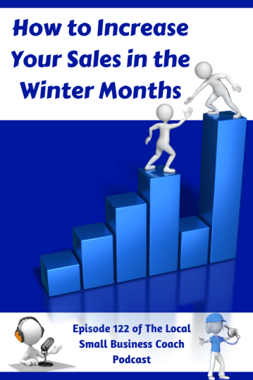 How to Increase Your Sales in the Winter Months