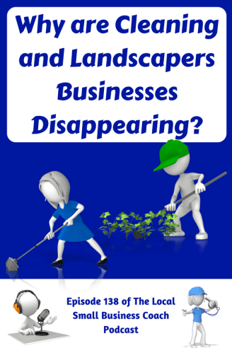 cleaning and landscaping