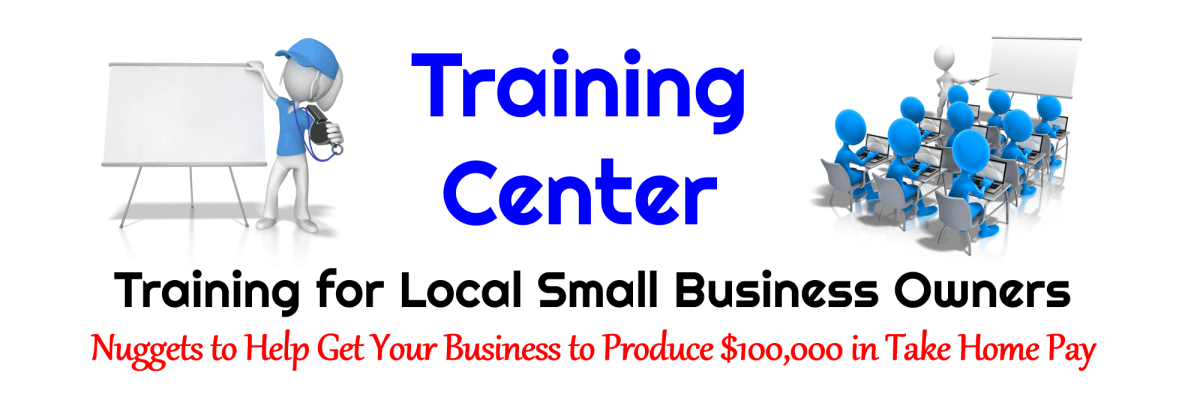 Training for Local Small Business Owners
