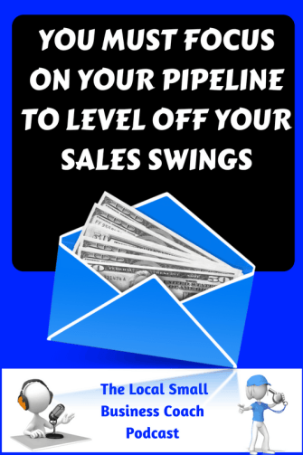 Tired of Living Month to Month and the Roller Coaster of Sales?