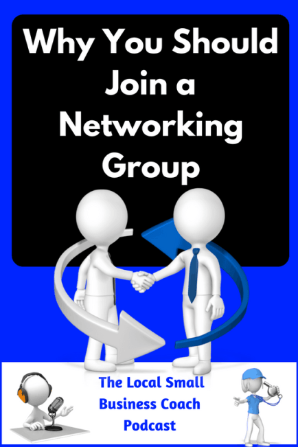 Why You Should Join a Networking Group