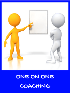 One on One Coaching for Small Business Owners