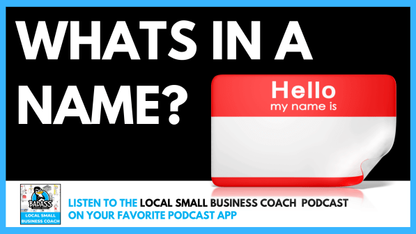 What's in a Business Name?