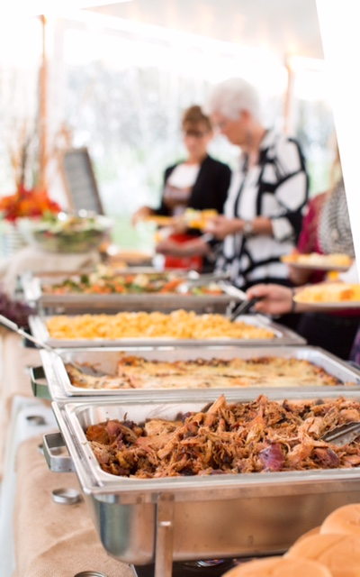 Goochland based Piedmont Smokehouse offers catering for all types of events and is donating commercial kitchen equipment to the school.