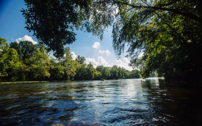 An Inaugural Journey – The James River Research Expedition