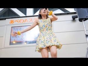 [4K] 池本真緒 「Sunflower Alley」 アイドル シンガーソングライター Japanese idol singer
