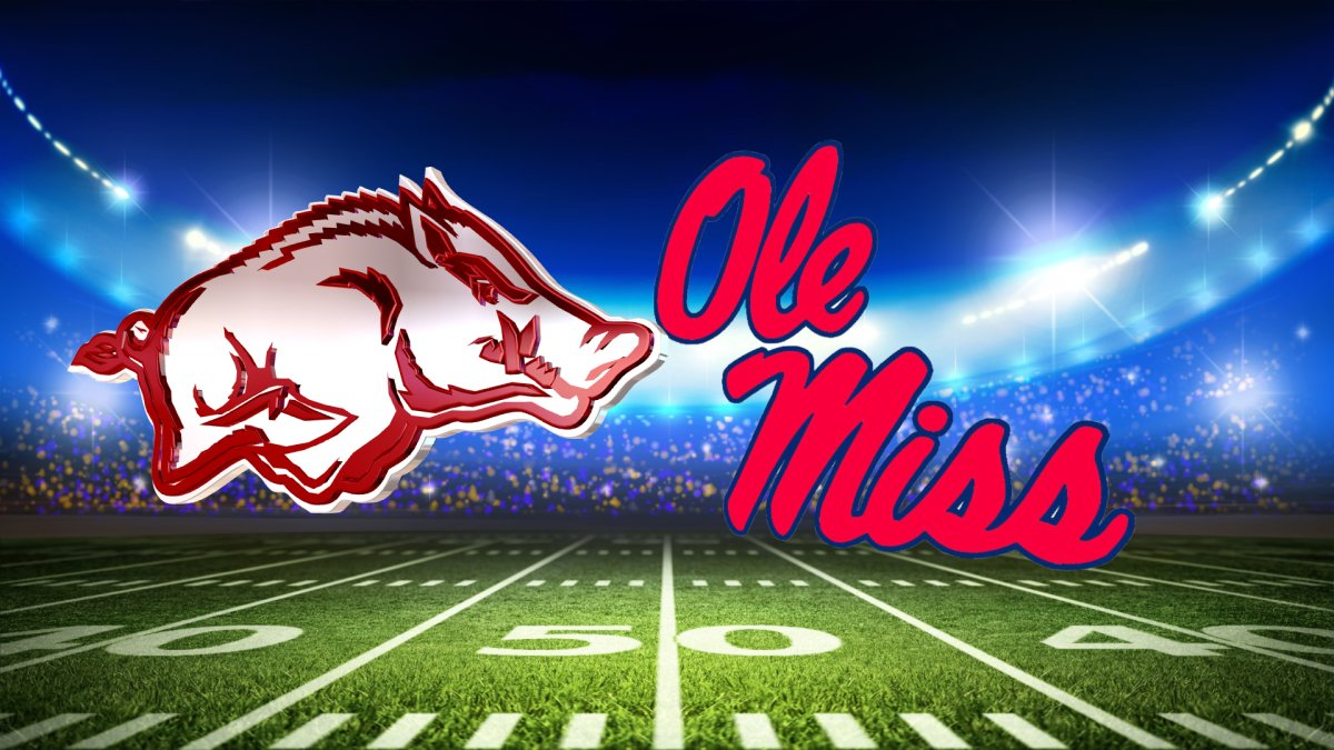 Arkansas Upsets Ole Miss On Late Touchdown | Fort Smith ...