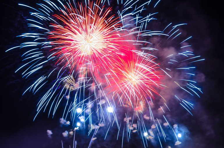 2017 Fireworks Displays In Northwest Arkansas And River ...