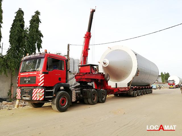 Camion MAN 33.460 6x4 Lomé Togo Ouest Afrique