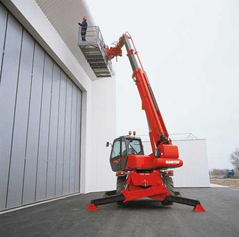 Chariot élévateur MTR 1542 4.2 tonnes