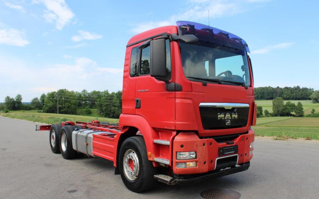 Camion MAN 26.440 6×2