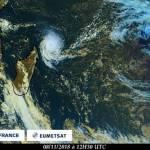 """""""Mi veu mange un peu bichique!"""": Le cyclone """"Alcide"""" avoue les raisons de sa venue vers La Réunion"""